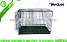 Factory of Pet Product, Metal Dog Crate, Foldable Dog Crate HCSA36