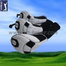 Design most popular oem golf iron head cover golf head cover