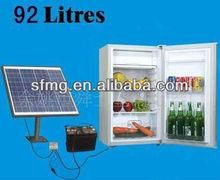 Office use solar refrigerator manufacturer
