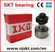 Original IKO eccentric collar cam follower/needle roller/track roller bearing series KRE30