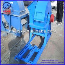 high capacity easy operation industrial wood shredder chipper