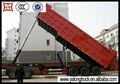 çin satışı kamyon treyler dökümü ucuz ve yaygın olarak kullanılan