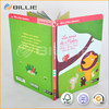 Look!Fashion hardcover customized printing book for children