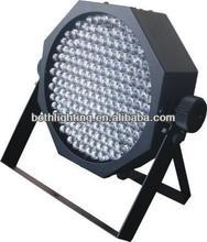 7 channel DMX-512 LED thin par 64-177,led dj light