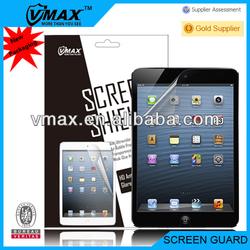 For mini ipad screen protectors oem/odm (Anti-Fingerprint)