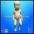 2013 avançada silicone médico neonatal modelo, mini boneca reborn
