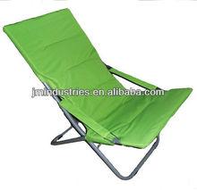Lounge chair folding beach chair recliner chair