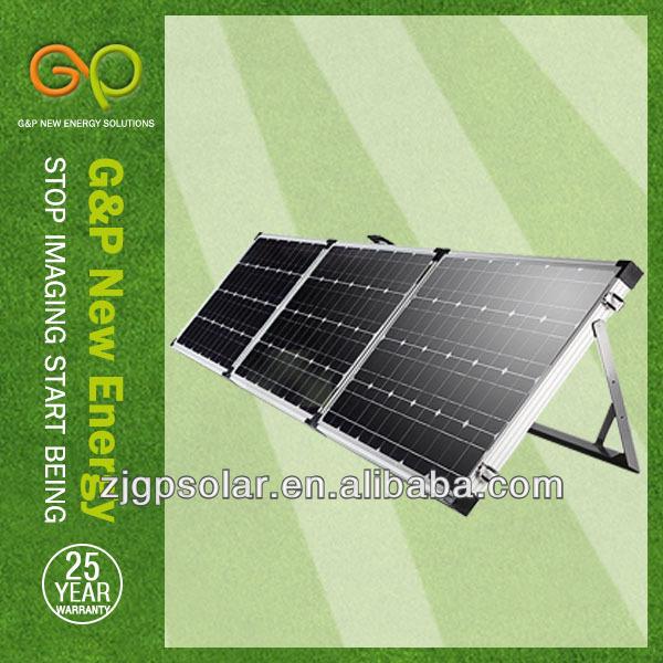3 folding solar panel 180W