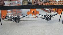11 ton European style trailer suspension system