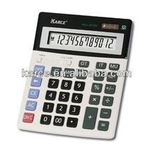 12/16 Digits Plastic Key Desk Top Calculator
