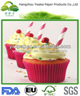 Disposable Bakery House Used Cupcake Baking Cups