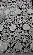 Chemical Cotton Macrame Guipure Lace