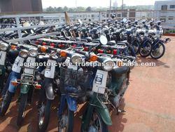 Used HONDA UsedYAMAHA Used SUZUKI Used MOTORCYCLES 50cc~125cc
