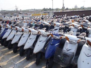 Used HONDA DIO AF35 Used Motorcycles 50cc