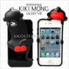 kiki mong- TPU mobile phone case for iPhone 4s