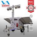 Início sistema de energia SOLAR