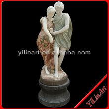 Classic Marble Excellent Custom Figure Sculpture (YL-R637)