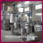 ZJR hydraulic lifting vacuum high shear emulsifiers