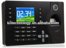 KO-C081 Biometrics automated fingerprint RFID card attendance system