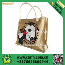 promotional jute gunny sack