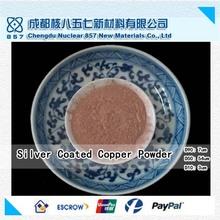 Cu-Ag alloy powder silver bearing copper