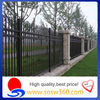ISO9001 approved used wrought iron fencing