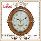 Plastic wall clock wholesale