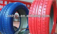 Chinese manufacturer colored car tires 195R15C