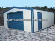 Steel shed/steel building/steel storage/steel garage/warehouse/workshop