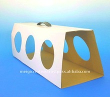 Foldable Paper Board with Handle