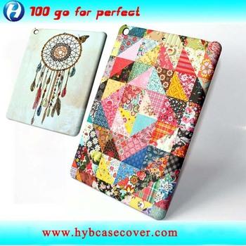 Custom printed plastic mobile tablet cover case