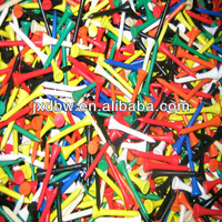 Colored Novelty Natural Wood Golf Tees Wholesale