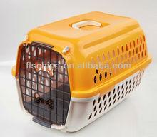 Installable plastic new design cat&dog pet carrier