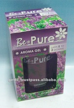 Aroma Gel Lavender 260g - BE PURE