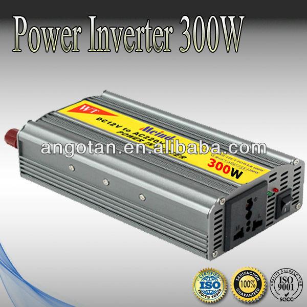 300 Вт инвертор DC 12 В AC 220