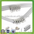 Alumínio curvar trilho de cortina