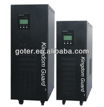 LCD high frequency online UPS power supply 10KVA,ups battery