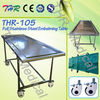 THR-105 Stainless Steel Embalming Table With Stainless Steel