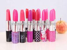 promotional cap lipstick ballpoint pen