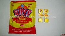 10g seasoning/ chicken flavor cube/stock cube