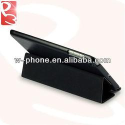 Black PU Leather for Apple iPad Mini Smart Cover