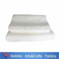 100% natural latex massage curve pillow