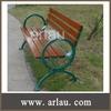 Arlau FW19 garden furniture cast iron wood bench