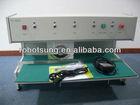Factory price v-cut pcb separator, v groove pcb cutter