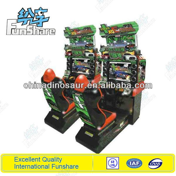 4d simulatore arcade auto da corsa macchina del gioco