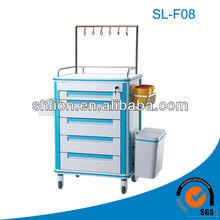 Hospital Nurse Trolley Cart Rolling Medical Cart