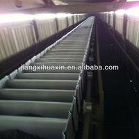 Standard portable conveyor for cement clinker transportion