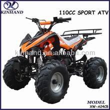 110cc-125cc Sport ATV