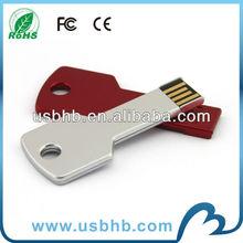 2013 China popular key shape bulk 1gb usb flash drives