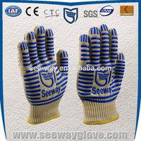 SEEWAY rubber kitchen gloves kitchen cutting glove